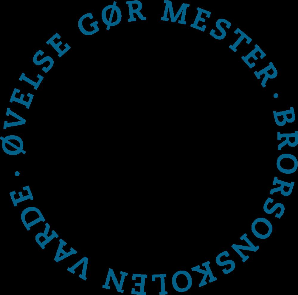 Brorsonskolen - logo